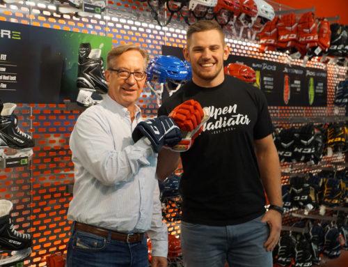Merchandising-Partner für Remo Käser